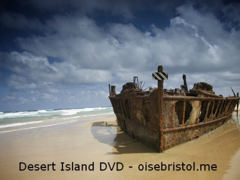 Desert Island DVD